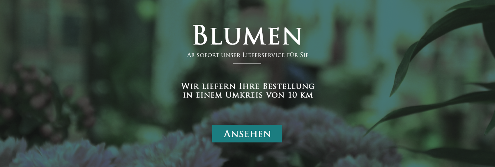 Unser Lieferservice in Selm